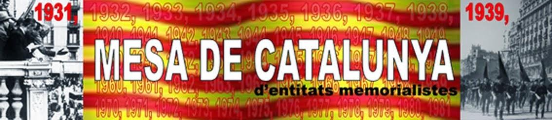 Blog Mesa de Catalunya