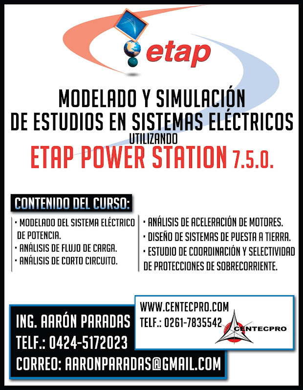 Curso de ETAP