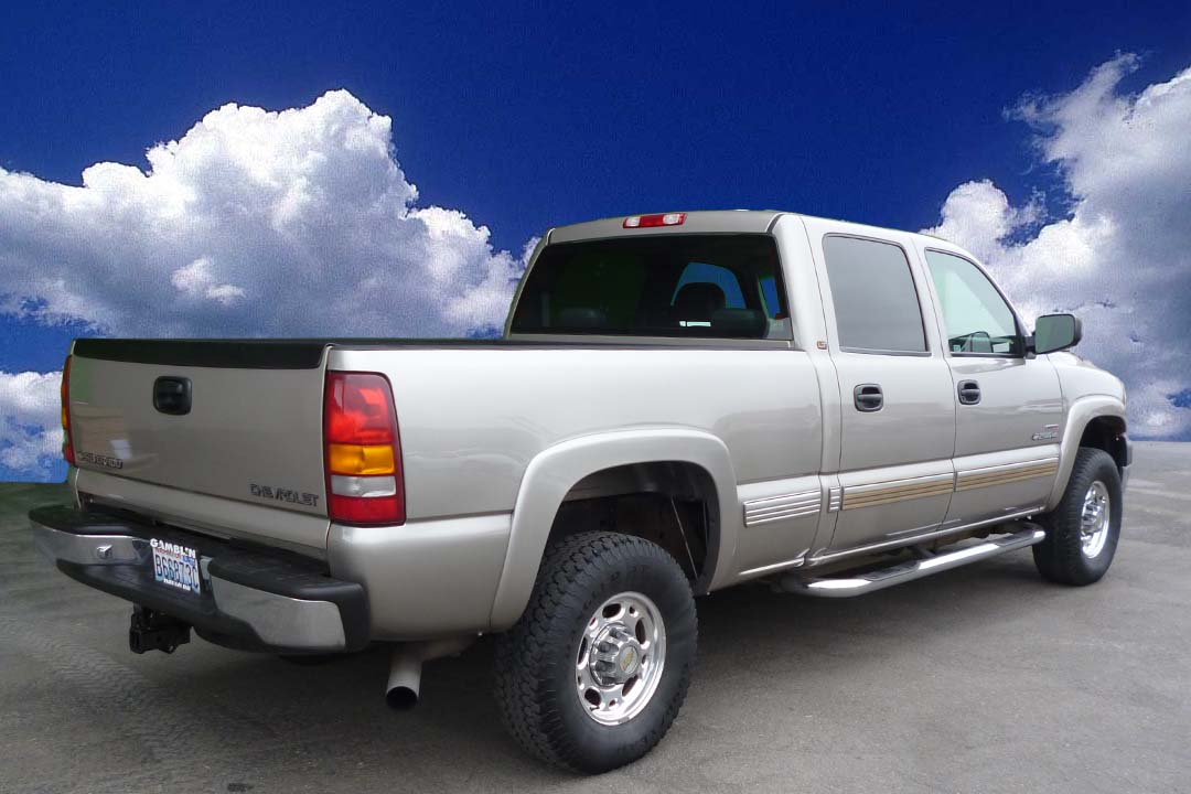 gamblin motors 2001 chevrolet silverado 2500 diesel pewter. Cars Review. Best American Auto & Cars Review