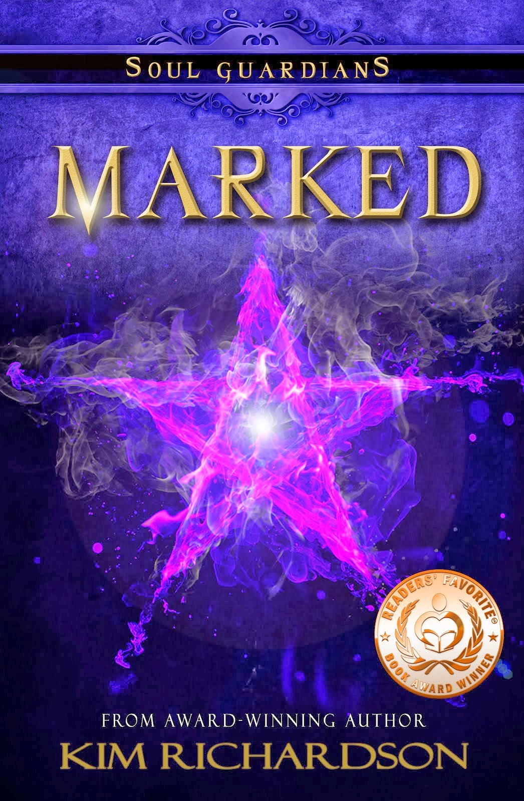 Marked, Soul Guardians Book 1