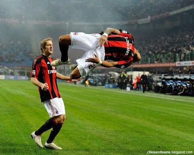 Awesome Sport Photos Kevin Prince Boateng AC Milan Italy Hd Desktop Wallpaper