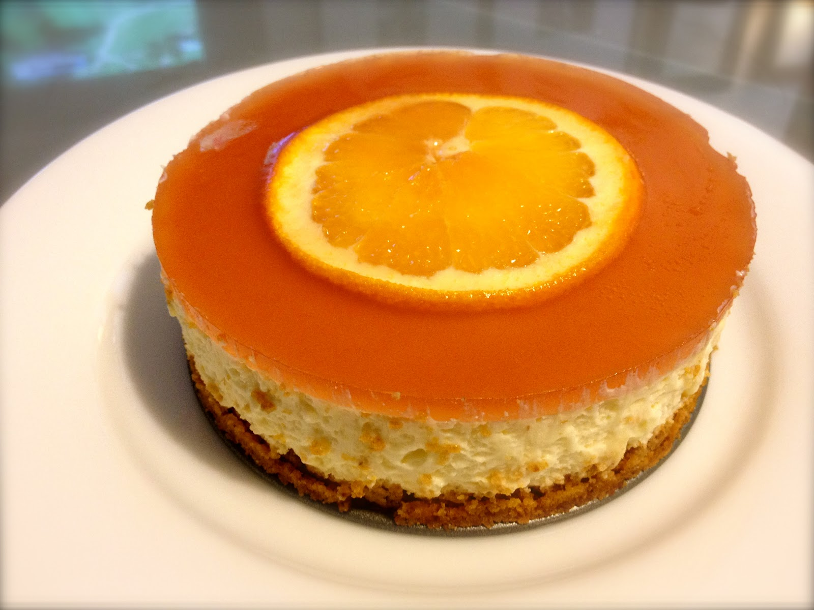 Blood Orange Cheesecake Recipe — Dishmaps