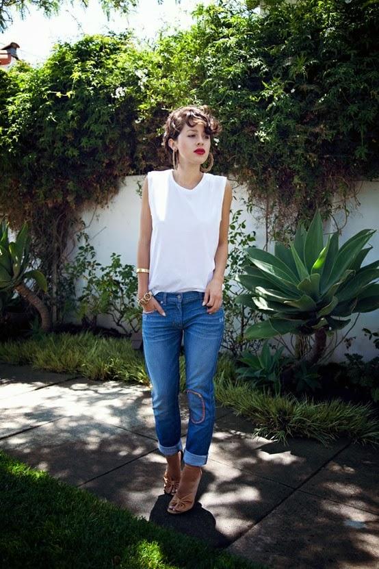 Yeni Moda Bayan Kot Pantolon Modelleri