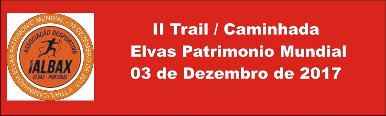 II Trail de Elvas Património Mundial