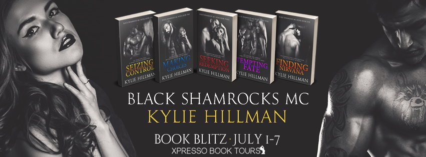 Black Shamrocks MC Book Blitz
