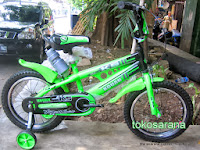 Sepeda Anak Koulan KB1601 16 Inci 2