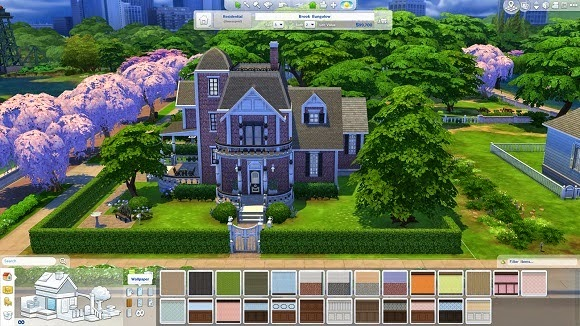 The Sims 4 Deluxe Edition Screenshot 1