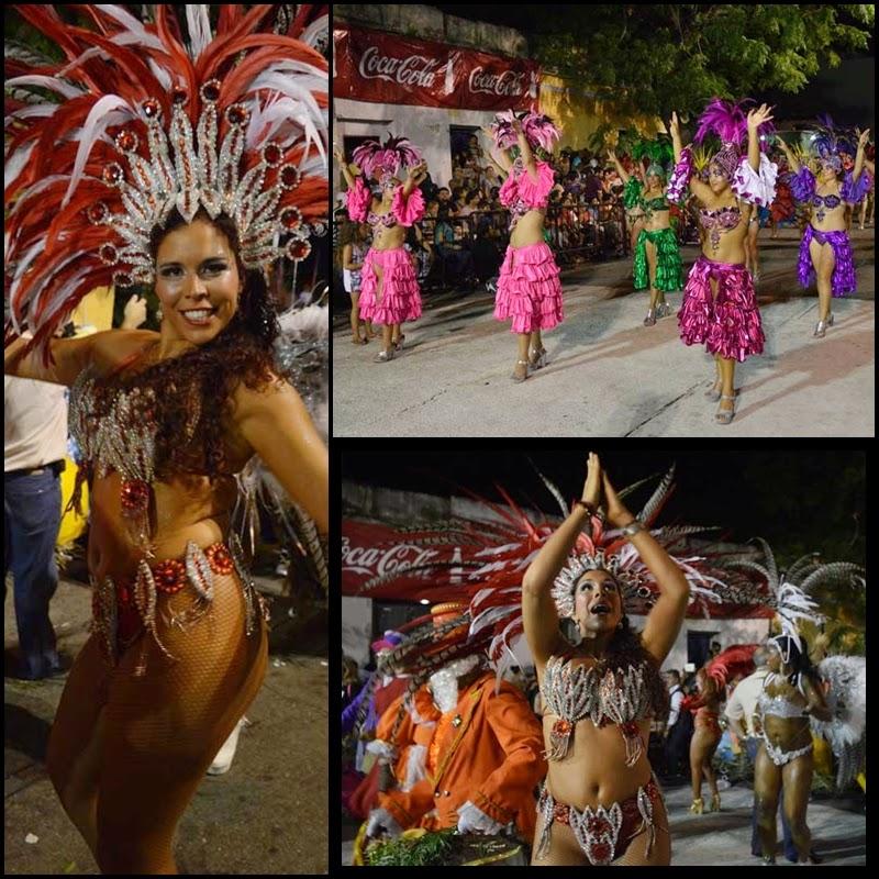 Carnaval. Desfile de Llamadas.Uráfrica.