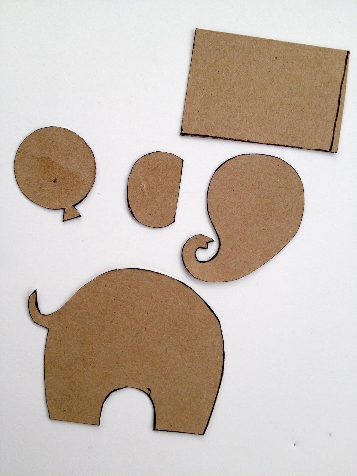 jennuine by rook no 17 ephemera elephant card tutorial and