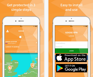 Communication App of the Month - GOOSE VPN