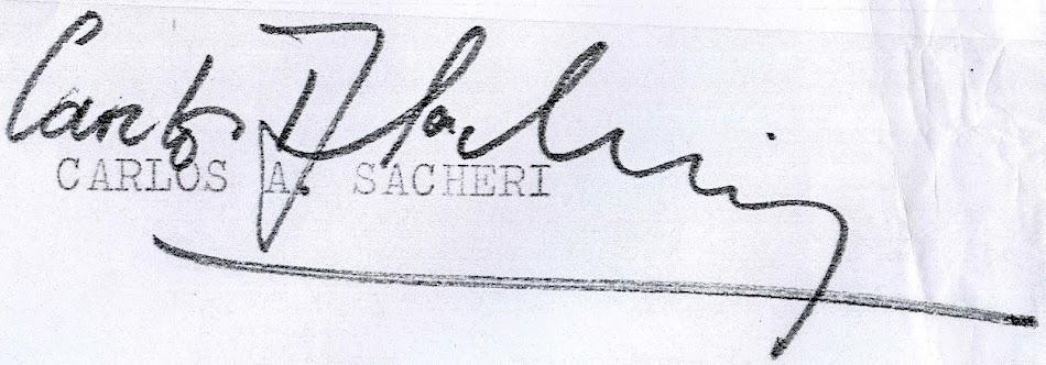 Carlos Alberto Sacheri