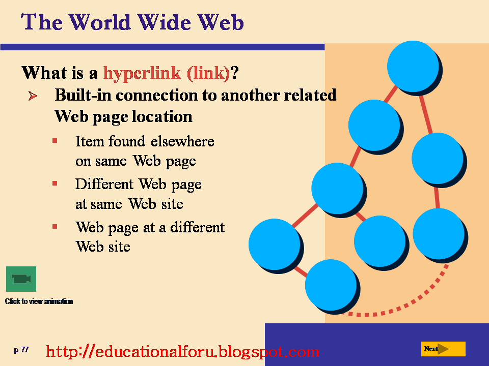 an introduction to the computer science and the world wide web Computer science (comp) comp 3410 world wide web programming an introduction to computer networks with an emphasis on internet protocols.