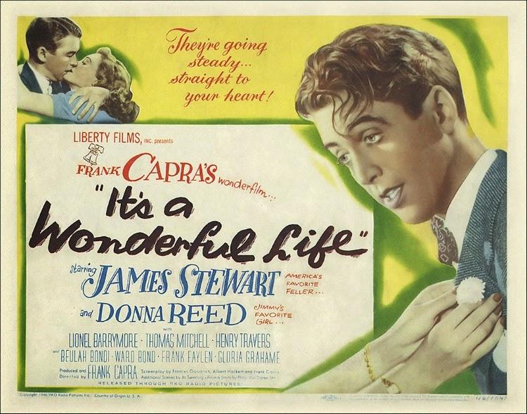 A Vintage Nerd, Vintage Blog, Vintage Christmas, Classic Christmas Films, Old Hollywood Blog, Classic Film Blog, It's a Wonderful Life