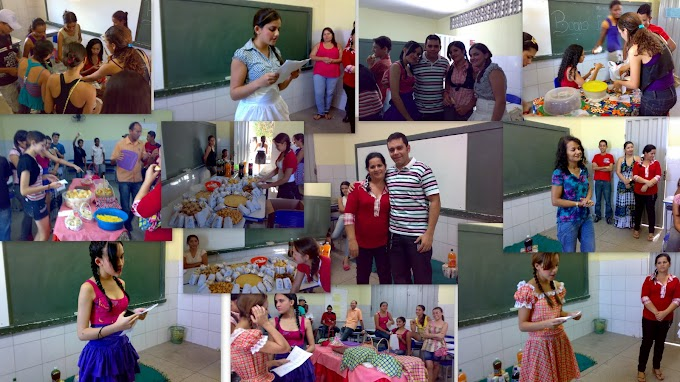 Encerramento do Primeiro Semestre 2011 - Escola Santa Tereza
