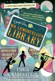 "Kid's Book Group Reads ""Escape from Mr. Lemoncello's Library"" for January 20, 2016"