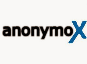 Vào facebook bằng Firefox anonymoX