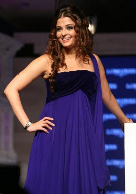 Aishwarya Rai fatty look in longines event