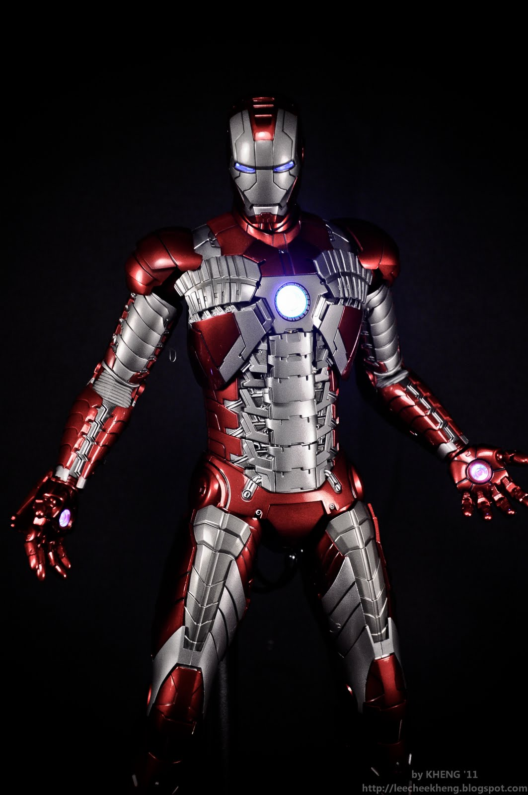 iron man all mark - photo #15