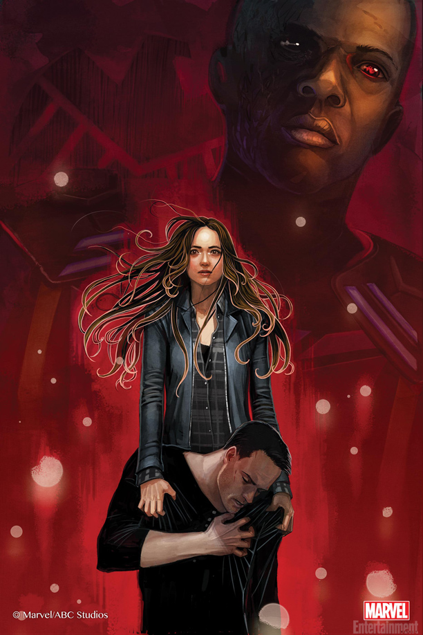 AGENTS OF S.H.I.E.L.D.: THE ART OF LEVEL SEVEN #4