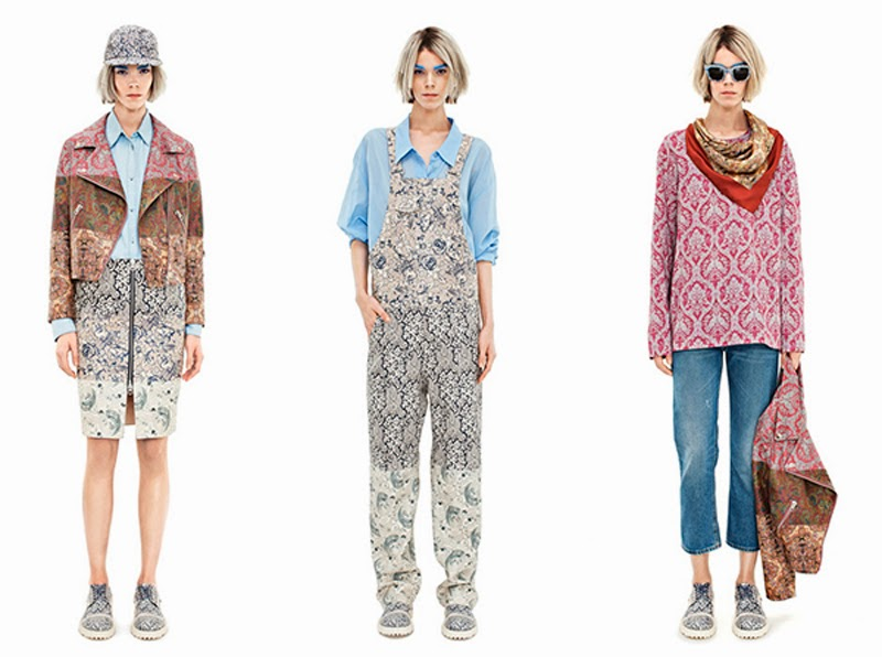 Acne x Liberty – Capsule Collection