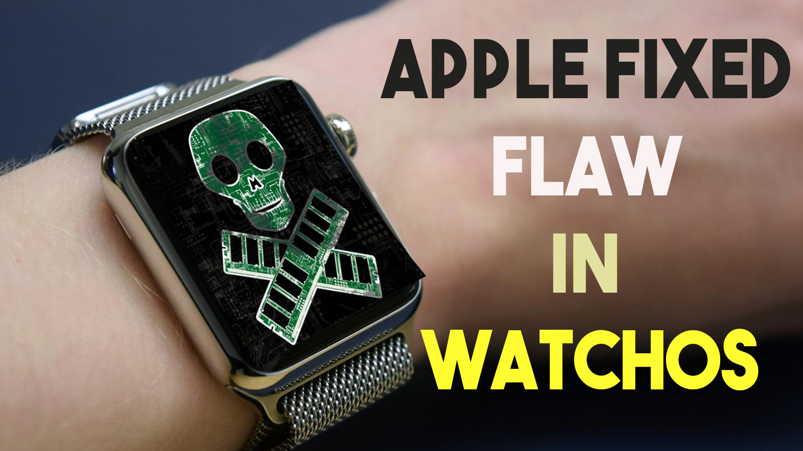 apple flaw