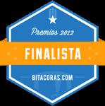 Finalista Premios Bitácoras 2012