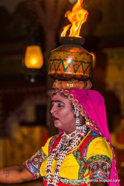 Firepot Dance Rajasthan