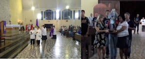 SEMANA SANTA 2018 - TERÇO DAS SETE DORES DE NOSSA SENHORA - DIA 26/03/2018