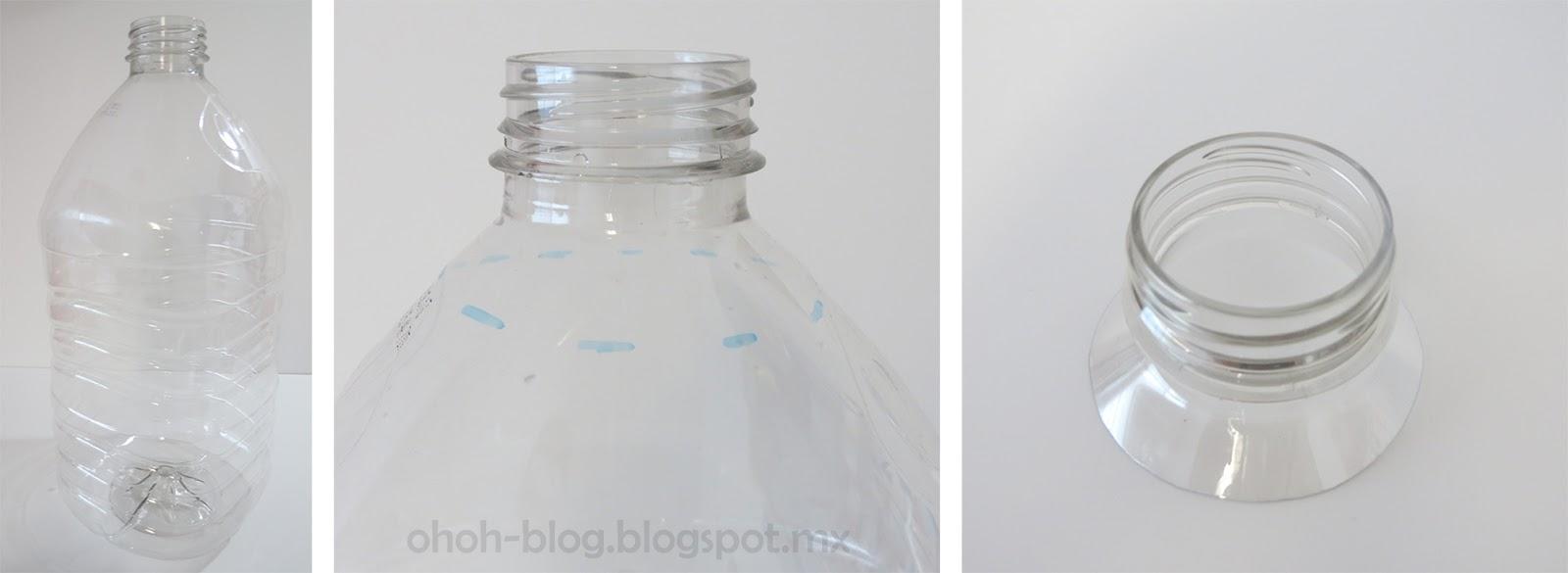 Material: cartn fino, 4 palillos de madera de 45 cm, 4 chinches, una  botella de plstico de 5L y hilo. Pintar los palillos y atarlos juntos en  cada extremo ...