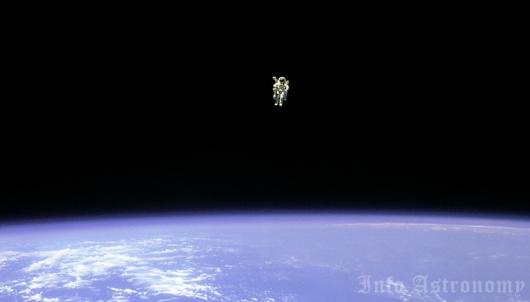 Nyawa Astronot Terancam Saat Melakukan Spacewalk