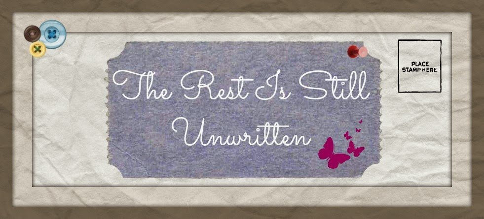 The Rest Is Still Unwritten