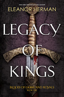 Legacy of Kings book cover