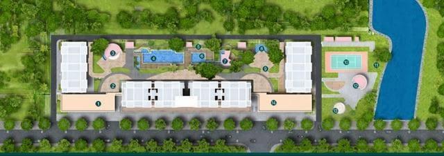 căn hộ The Park Residence, căn hộ Park Residence, can ho Park Residence