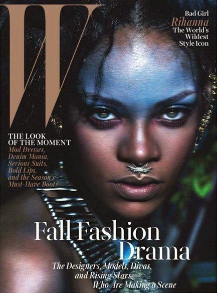 W - Rihanna