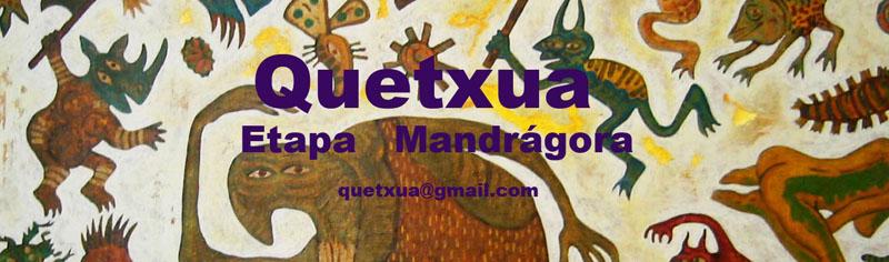 QUETXUA ETAPA MANDRÀGORA