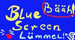 Blue Screen...