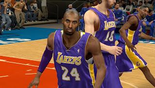 NBA 2K13 PC XBOX 360 PS3 Kobe Bryant