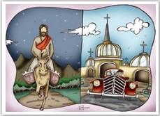 Jesus e seus discípulos??