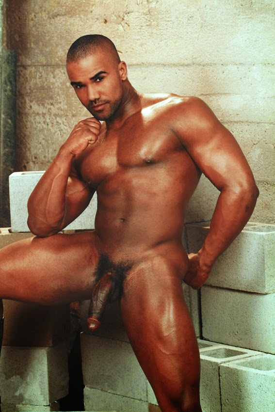 Naked Pictures Of Shemar Moore 39