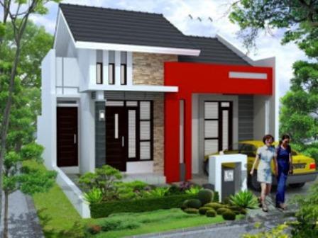 Warna Cat Rumah Minimalis | Desain Rumah Minimalis