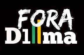 Clique e COMPRE ADESIVOS FORA DILMA