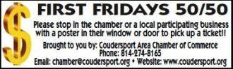 Coudersport C of C