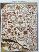 Christmas Quaker ll by ByGone Stitches