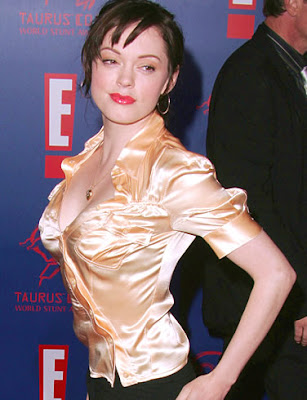 Rose McGowan Beauty of Hollywood