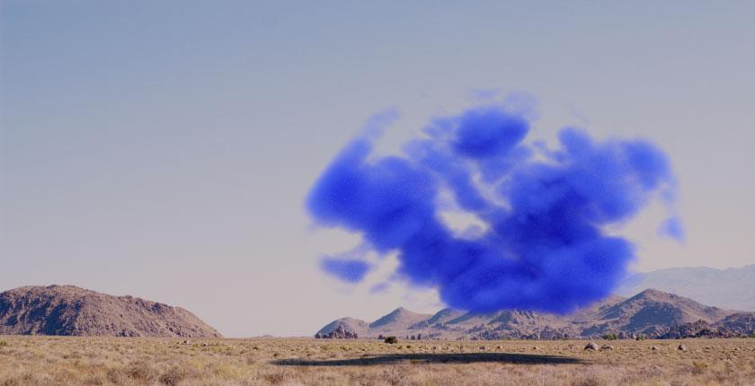 nuvola con cinema4D e Vray