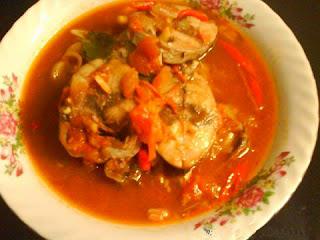 Resep sup ikan kakap lezat gurih