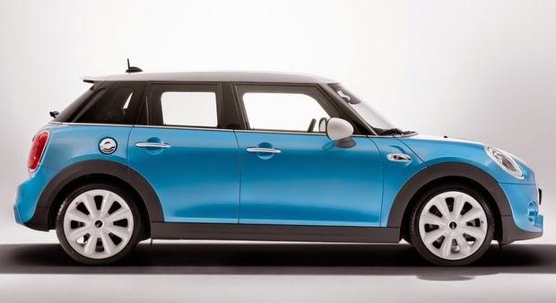 El nuevo Mini 5 puertas