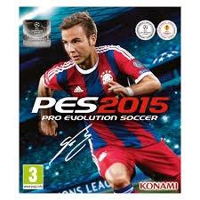 Download Pro Evolution Soccer (PES) 2015 Full