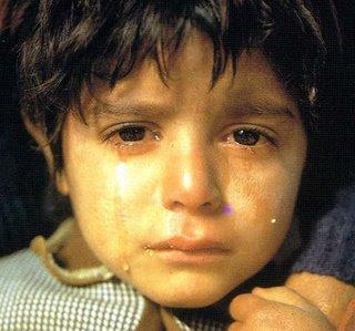 gente llorando: