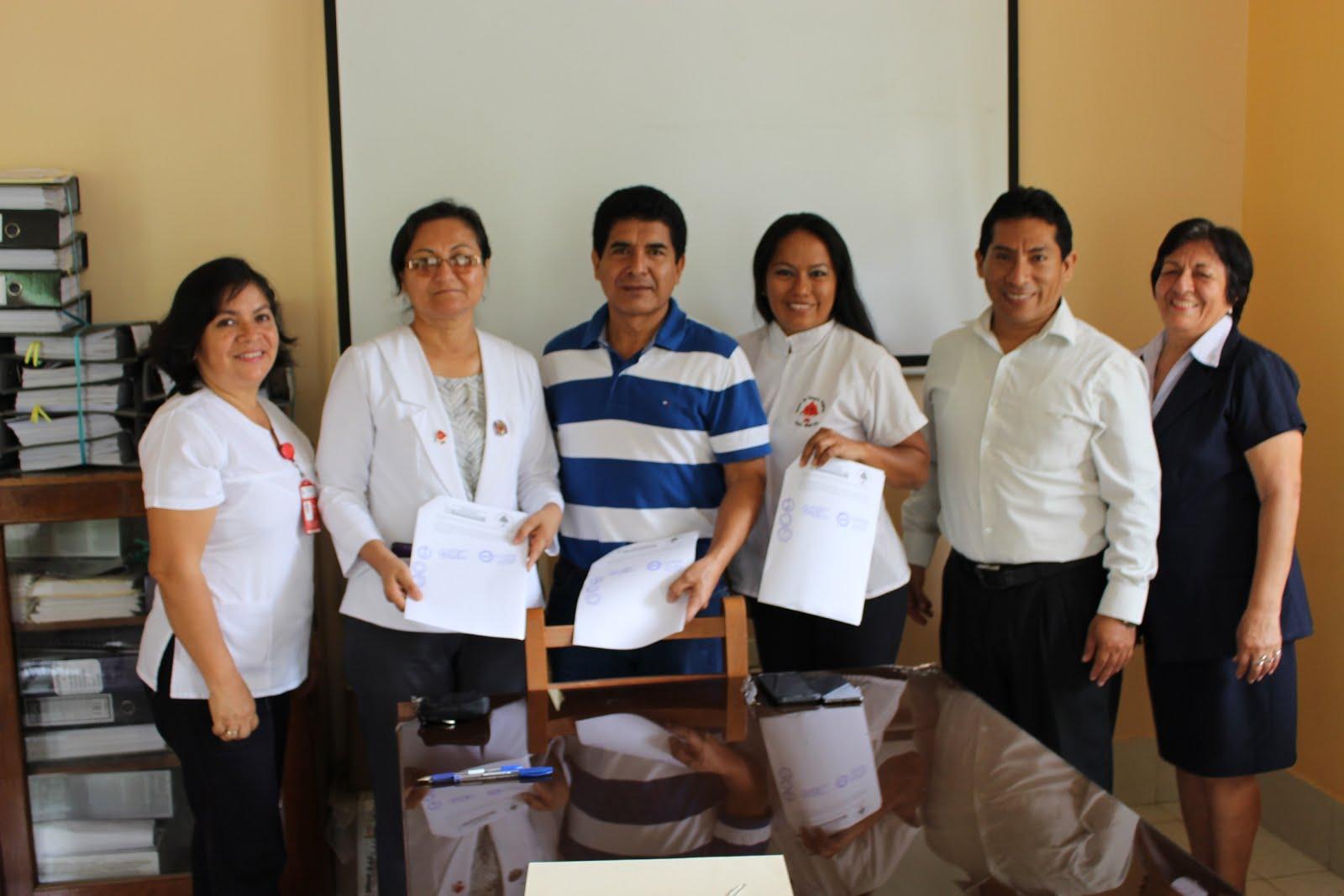 Acuerdan promover donación voluntaria de sangre A través de Convenio de Cooperación Mutua entre el